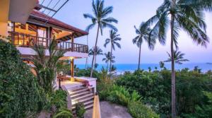 For rent Thailand Koh Samui Villa Frédérique (3 bedrooms)