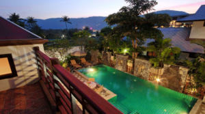 For rent Thailand Koh Samui Villa Dolce (4 bedrooms)