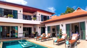Location Thailande Koh Samui Villa Alegria (4 chambres)