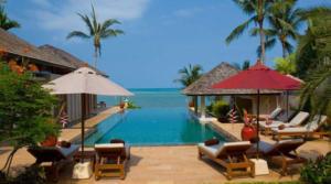 Location Thailande Koh Samui Villa Sand (5 chambres)