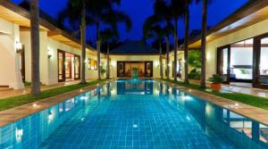 FOR RENT THAILAND KOH SAMUI BEACH VILLA 06 (5 BEDROOMS)