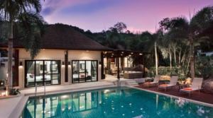 For rent Thailand Phuket Villa Gold (8 bedrooms)