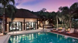 Location Thailande Phuket Villa Gold (8 chambres)