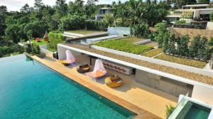 Location Thailande Koh Samui Villa Paradise (7 chambres)
