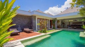 Location Bali Villa Vishnu (2 chambres)