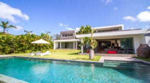 Location Bali Villa Membaka (4 chambres)