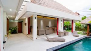 Location Bali Villa Warana (2 chambres)