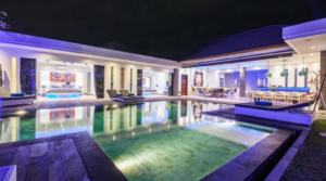Location Bali Villa Palimanan (4 chambres)
