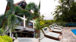 Location Thailande Krabi Villa Lola (5 chambres)