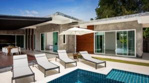 Location Thailande Krabi Villa Sandra (3 chambres)