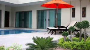 For rent Thailand Phuket Villa James (3 bedrooms)