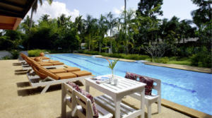 For rent Thailand Krabi Villa Gigi (3 bedrooms)