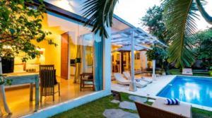 Location Bali Villa Nabila Tiga (3 chambres)