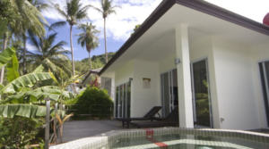 For rent Koh Samui Villa Jazz (2 bedrooms)