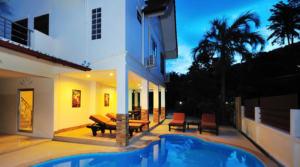 Location Krabi Villa Demi (4 chambres)