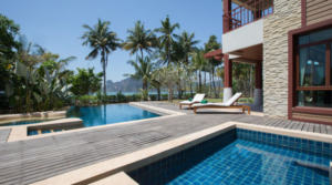 For rent Krabi Villa Pho (4 bedrooms)