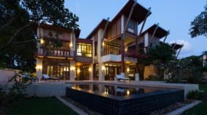 Location Krabi Villa Willy (4 chambres)