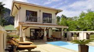 Location Krabi Villa Diam (2 chambres)