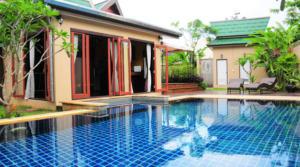 Location Krabi Villa Buncha (1 chambre)