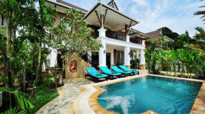 For rent Krabi Villa Waan (3 bedrooms)