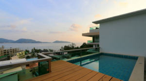 For rent Phuket Apartment Onyx (1 bedroom)