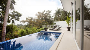 For rent Koh Samui Villa Flam (3 bedrooms)