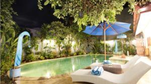 Location Seminyak Villa Alambra (2 chambres)