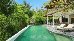 Location Ubud Villa Benie (4 chambres)