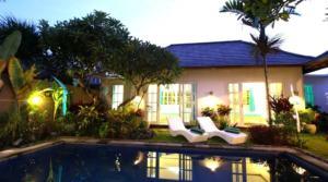 Location Villa Alambra Dua Sanur (3 chambres)