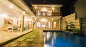 Location Villa Alambra Satu Sanur (2 chambres)