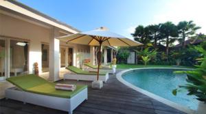 For rent Bali Seminyak Villa Anais Dua (3 bedrooms)