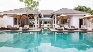 For rent Bali Canggu Villa Sarah (6 bedrooms)