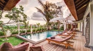 For rent Bali Canggu Villa Chrisna (4 bedrooms)