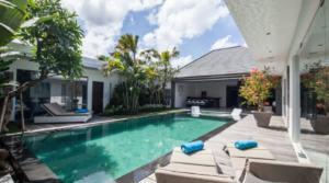 Location Bali Bidadari Villa Nam (4 chambres)