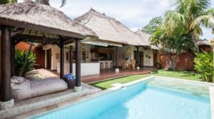 Location Seminyak Villa Alice Dua (2 chambres)