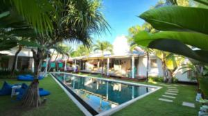 Location Bali Villa Geisha (3 bedrooms)