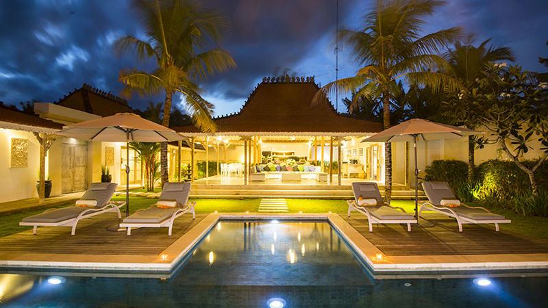 For Rent Bali Canggu Villa Semy 4 Bedrooms