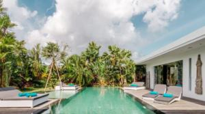 Location Bali Bidadari Villa Samanta (4 chambres)