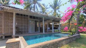 Location Bali Villa Otty Satu Gili Meno (1 chambre)