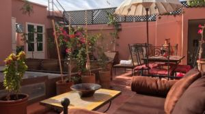 For rent Marrakech Riad Dewy (3 bedrooms)