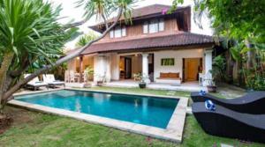 Location Bali Villa Fleur Dua (3 chambres)