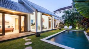 Location Bali Kerobokan Villa Tea (2 chambres)