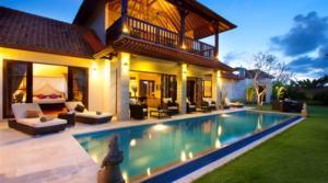 Location Bali Umalas Villa Buga (3 chambres)