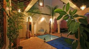 Location Marrakech Riad Argane (5 bedrooms)