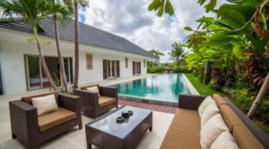 170 000 euros- Villa 3 chambres à Canggu Brawa (Ref: GOODKARMA)