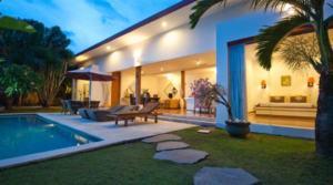 Location Bali Villa Nabila Dua Bis (2 chambres)