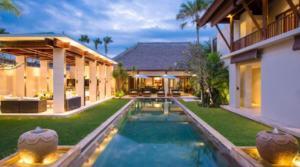 Location Bali Villa Lilie (6 chambres)