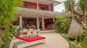 Location Bali Villa Wallace (4 chambres)