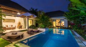 Location Bali Villa Eight (3 chambres)