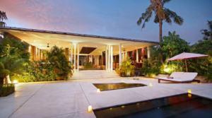 Location Bali Seminyak Villa Mona (5 bedrooms)